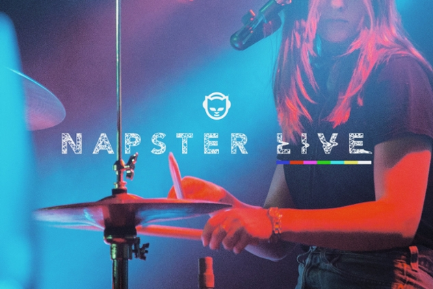 Napster Live Sessions