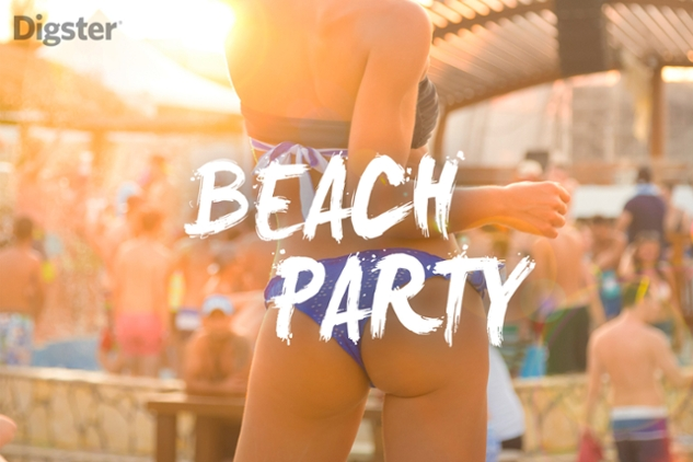 Digster - Beach Party