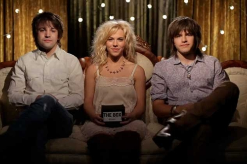 The Band Perry vs. The Box