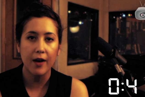 On the Record: Vanessa Carlton talks Doves (Video)