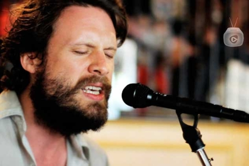"Napster Rocks Seattle Father John Misty, ""Funtimes in Babylon"""