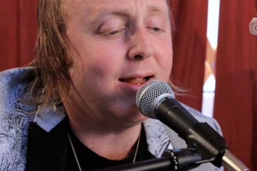 Stripped Down In A Yurt James McCartney