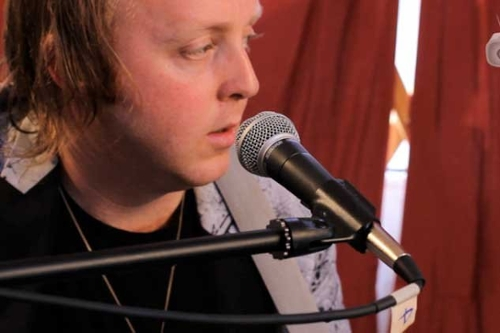 Stripped Down In A Yurt James McCartney,