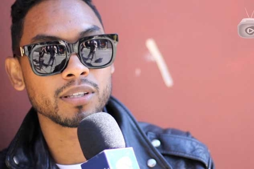 On The Record: Miguel Talks Funkadelic