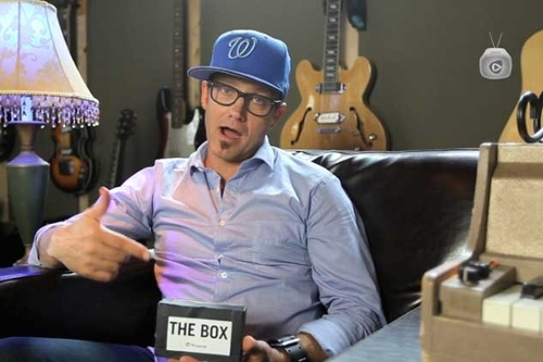 TobyMac Vs. The Box
