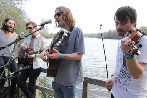 Stripped Down By the River: Dry The River