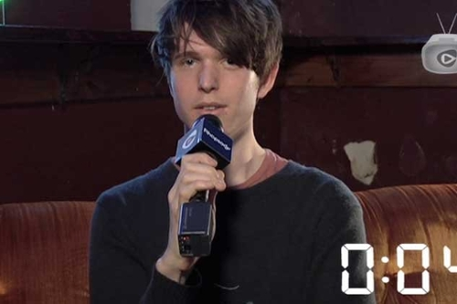 On the Record: James Blake Talks Stevie Wonder