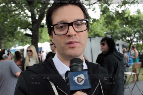 Mayer Hawthorne Talks Boat Shoes, Running For Office At Lollapalooza (Video Interview)