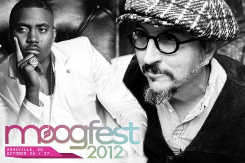 Napster's Ultimate Guide to Moogfest 2012