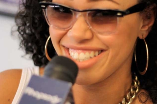 On The Record: Elle Varner Talks TLC