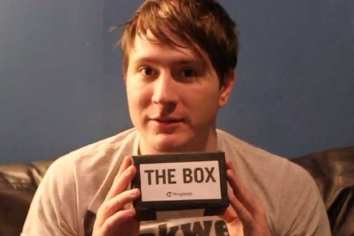 Owl City vs. The Box (Video Interview)