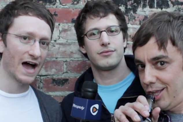 The Lonely Island Talk Beaches Original Soundtrack: On The Record (interview)