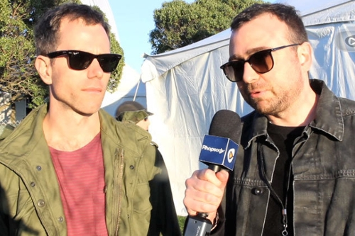 On The Record: The Presets Talk Public Enemy