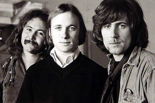 Crosby, Stills and Nash Through the Years