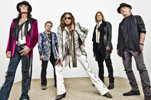Aerosmith's New Dimensions