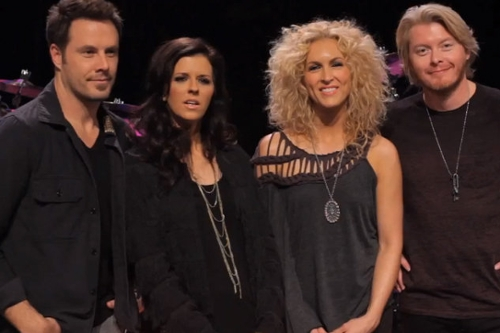 From The Vault: On The Record With Little Big Town