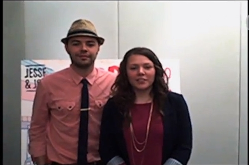 From the Vault: On the Record: Jesse & Joy
