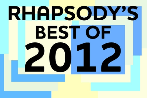 Napster's Best of 2012