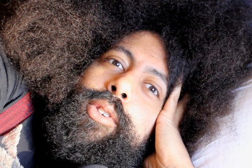 Reggie Watts, In Bed: The Napster Interview