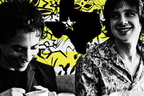 Foxygen Talk Rusted Root: On The Record