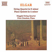 String Quartet / Piano Quintet by Edward Elgar