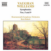 Symphonies Nos. 5 and 9 by Ralph Vaughan Williams