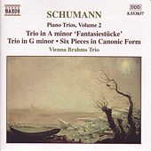Piano Trios Vol. 2 by Robert Schumann