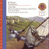 Don Quixote, Op. 35 by Richard Strauss