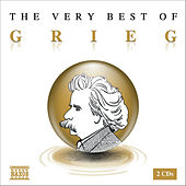 THE VERY BEST OF GRIEG by Edvard Grieg