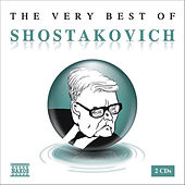 THE VERY BEST OF SHOSTAKOVICH by Dmitri Shostakovich