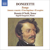 DONIZETTI: Songs by Gaetano Donizetti