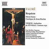 Requiem / Messe basse / Cantique by Various Artists