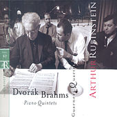 Dvorak / Brahms: Piano Quintets by Various Artists