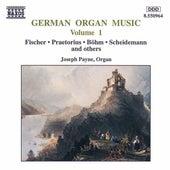 German Organ Music Vol. 1 by Various Artists