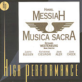 Messiah - Musica Sacra by George Frideric Handel