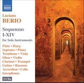 Berio: Sequenzas (Complete) by Luciano Berio