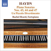 Haydn: Sonatas For Fortepiano, Hob. Xvi: 28, 29 And 32/ Variations In F Minor, Hob. Xvii:6 by Franz Joseph Haydn