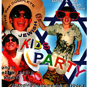 The Real Complete Jewish Kids Party by David & The High Spirit