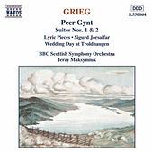 Peer Gynt / Sigurd Jorsalfar by Edvard Grieg