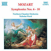 Symphonies Nos. 6 - 10 by Wolfgang Amadeus Mozart