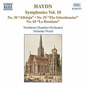 Symphonies Nos. 30, 55 and 63 by Franz Joseph Haydn