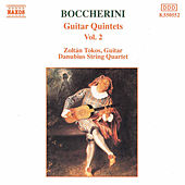 Guitar Quintets G. 448, 449, and 450 by Luigi Boccherini