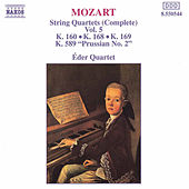 String Quartets (Complete) Vol. 5 by Wolfgang Amadeus Mozart