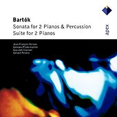 Bartók : Sonata for 2 Pianos & Percussion & Suite for 2 Pianos by Jean-François Heisser