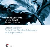 Haydn, Hummel, Tomasi & Jolivet : Trumpet Concertos  -  Elatus by Jesús López-Cobos