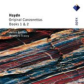 Haydn : English Canzonettas by James Griffet