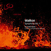 Walton: Symphony No. 1 (U.S. Version) by William Walton