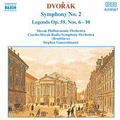 Symphony No. 2 / Legends Op. 59 by Antonin Dvorak