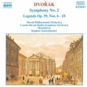 Symphony No. 2 / Legends Op. 59 by Antonin Dvorak