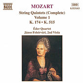 String Quintets K. 174 and K. 515 by Wolfgang Amadeus Mozart